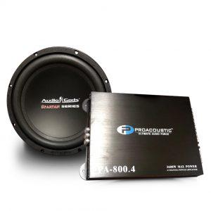 Targa TA-8500 1D 1000rms 1ohm Stable Amplifier – Soundlab